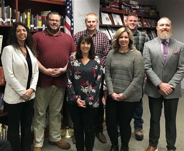 2019 - 2020 Board of Education